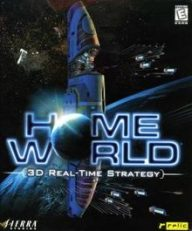 Homeworld 1 Box