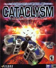 Homeworld Cataclysm Box